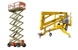 Aerial Lift Rentals in Oakland MD